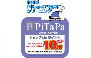 Pitapaキャンペーン
